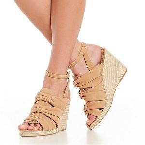"Sam Edelman ""Awan"" Wedge Sandals"